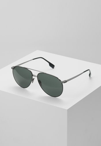 Sunglasses - gunmetal/matte green