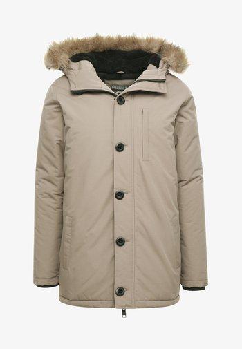 CHEETAH - Winter jacket - stone