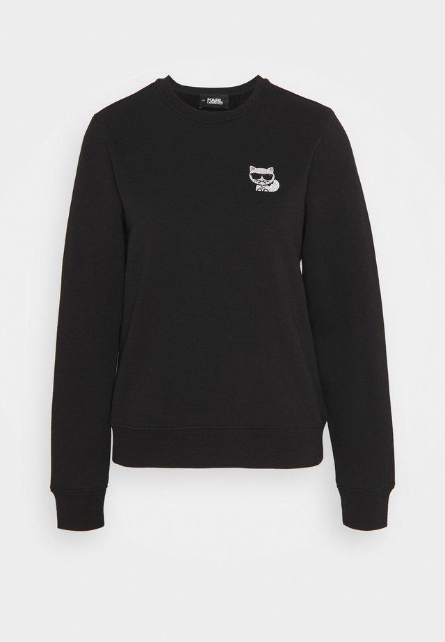 IKONIK MINI CHOUPETTE - Sweater - black