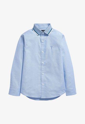 LONG SLEEVE - Košile - blue