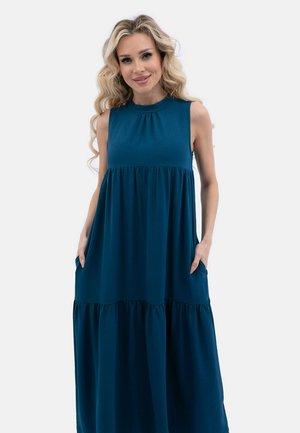 SOMMER - Maxi dress - türkisblau