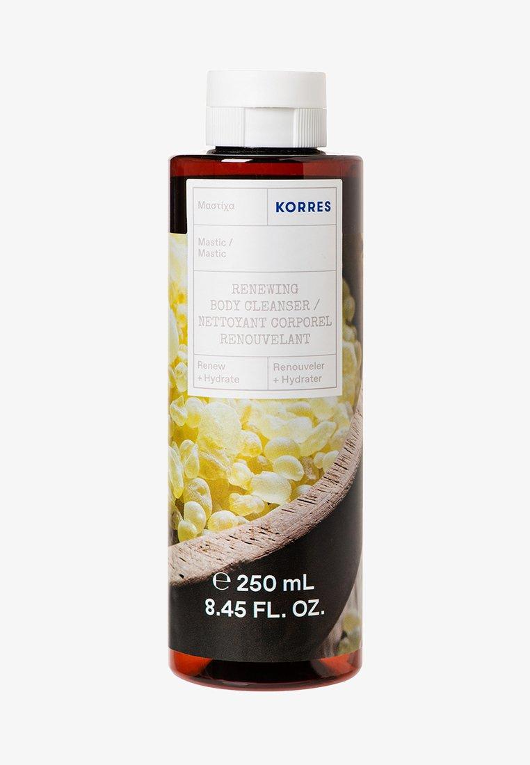 Korres - MASTIC REVITALIZING SHOWER GEL - Shower gel - -