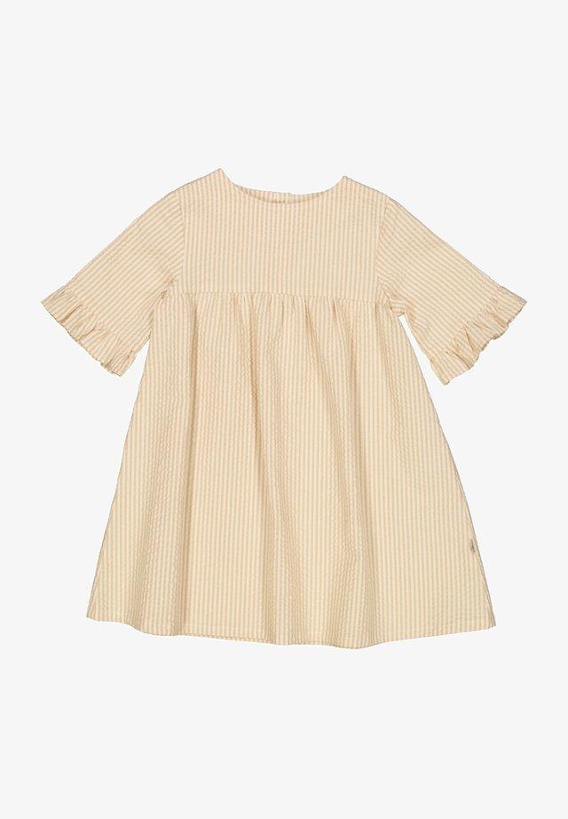 ELENA - Korte jurk - taffy stripe