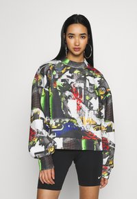 NEW girl ORDER - STREET ART  - Sweatshirt - multi-coloured - 0