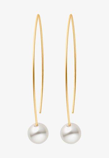 OHRSCHMUCK AURIS - Earrings - white