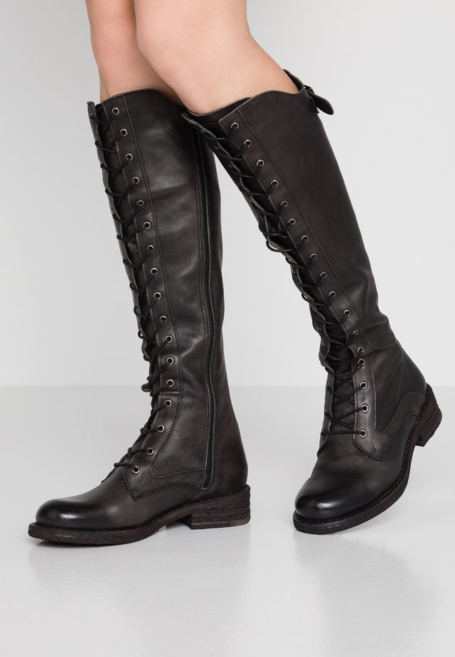 HARDY - Lace-up boots - targoff