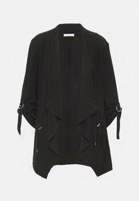 LASCANA - JACKE - Summer jacket - schwarz - 2