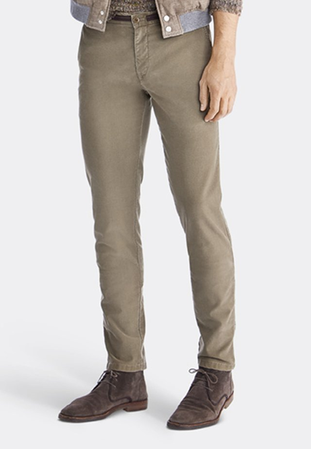 APUS - Slim fit jeans - camel