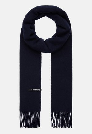 CHAMP SOLID SCARF - Sjal - navy