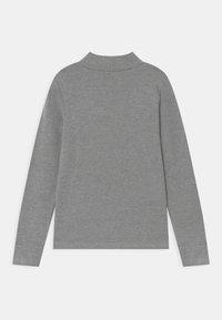 Name it - NKFOLIVE - Longsleeve - grey melange - 1