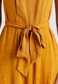 khujo - SPRING - Day dress - gelb - 5