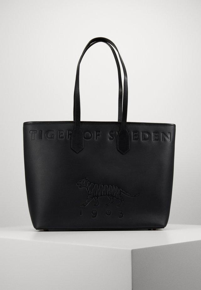 VENTIER - Shopping bag - black
