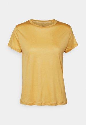 TOP TOM - T-shirts med print - light dusty yellow