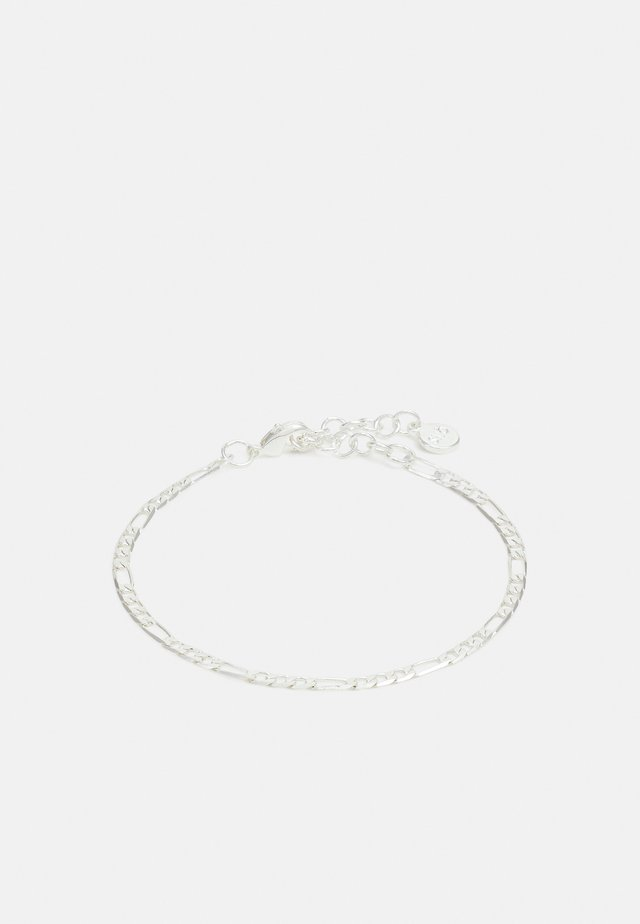 ANCHOR SMALL CHAIN BRACE PLAIN - Bracelet - silver-coloured