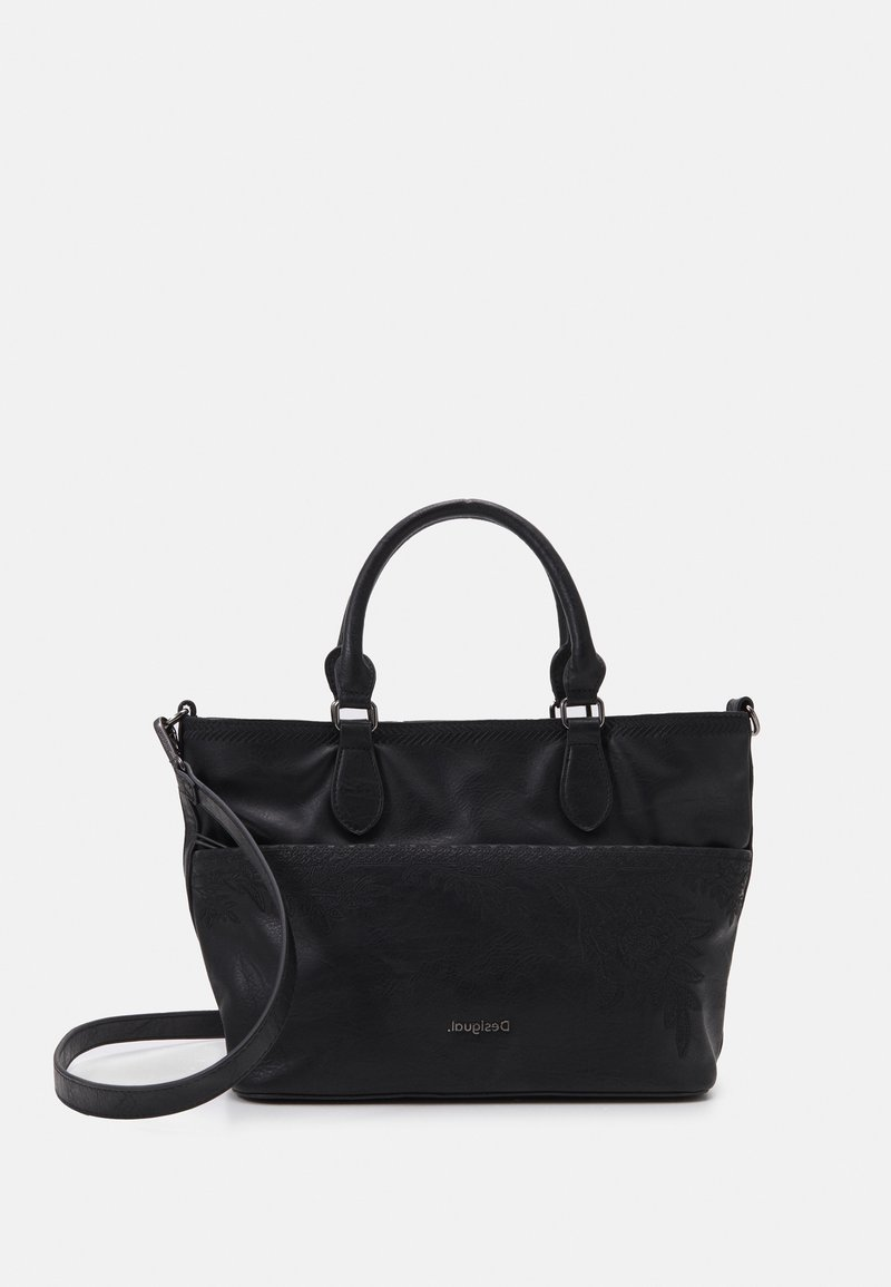Desigual - BOLS LYRICS HOLLYWOOD SET - Handbag - black