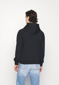 K-Way - ALBAN UNISEX - Sweatshirt - black - 2