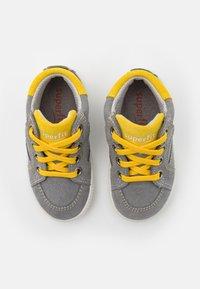 Superfit - MOPPY - Baby shoes - grau/gelb - 3