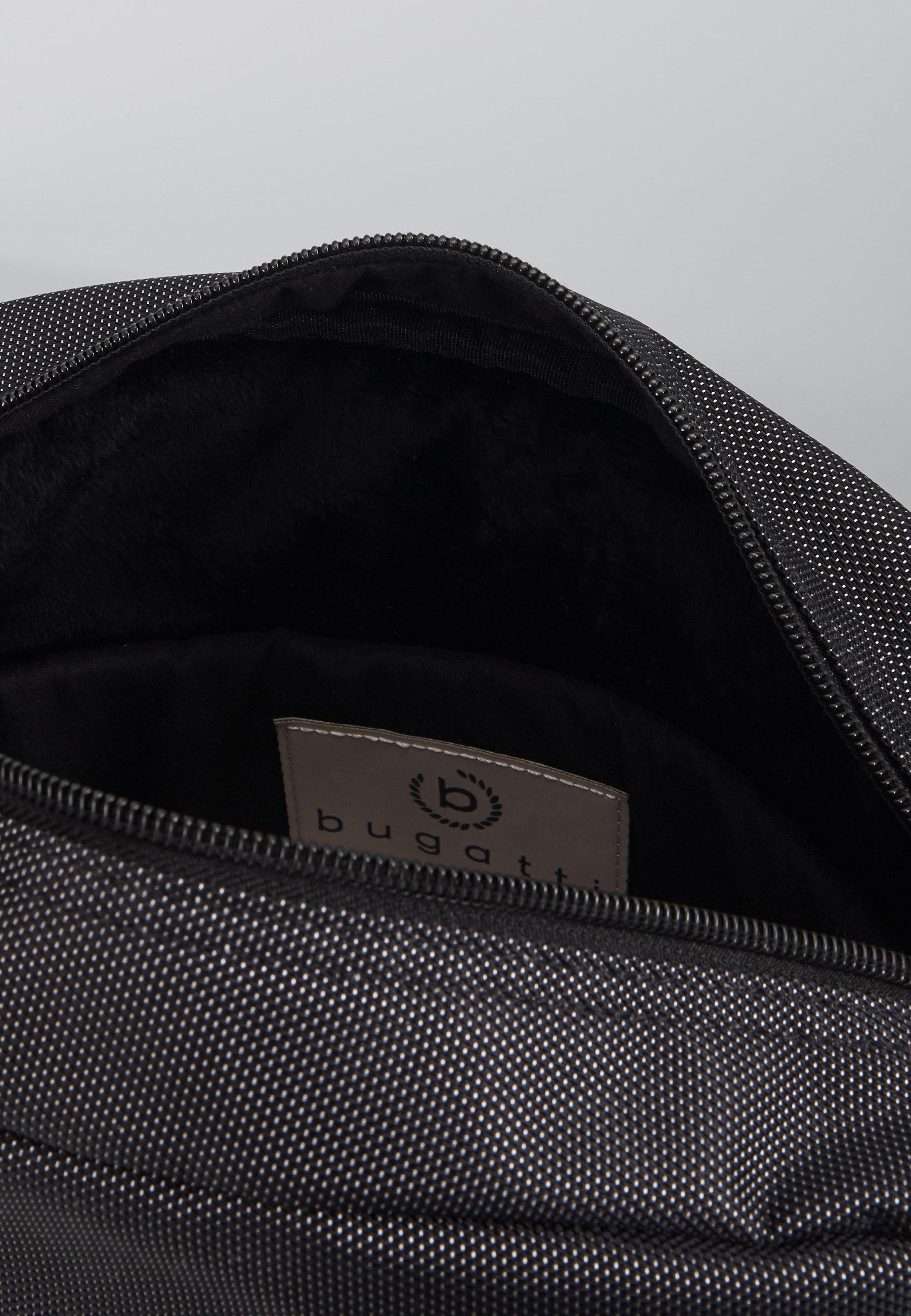Bugatti DOMANI - Skulderveske - anthrazit/mørkegrå-melert 5SEFuq7NUnNgXcV