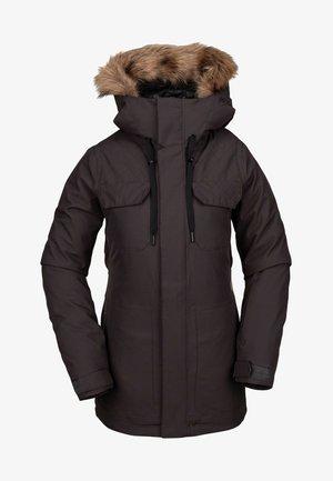 SHADOW INS JACKET - Snowboard jacket - black