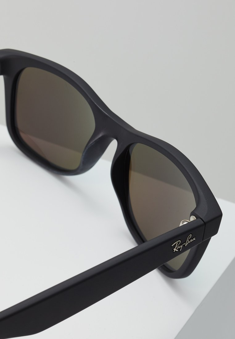 Ray-Ban Solbriller - black grey mirror green/svart 2cqJyyp2jszaC4n
