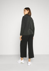 Monki - CALAH TROUSERS - Bukse - black - 2