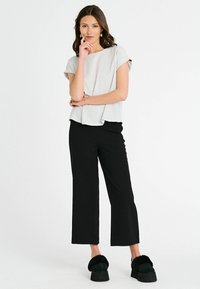 Jascha Stockholm - BOSTON - Blouse - light grey - 1