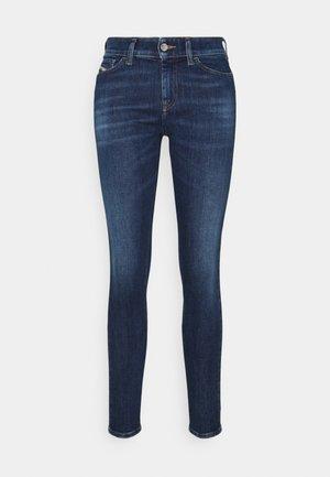 SLANDY - Jeans Skinny Fit - dark blue