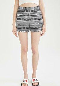 DeFacto - Swimming shorts - black - 4