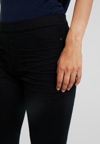 edc by Esprit - TREGGINGS - Trousers - black - 3