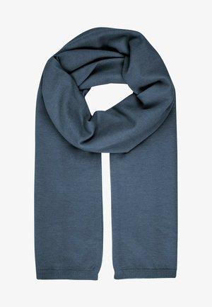 Sjaal - jeans/melange
