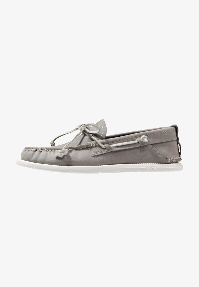 BEACH MOC SLIP ON - Boat shoes - sel