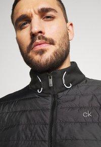 Calvin Klein Golf - 365 JACKET - Veste de survêtement - black - 3