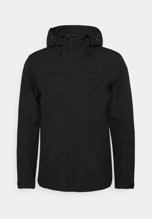 ALSTON - Outdoorjas - black