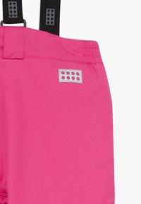 LEGO Wear - Snow pants - dark pink - 3