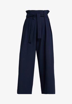 NEW TOYON PANTS - Trousers - dark sapphire