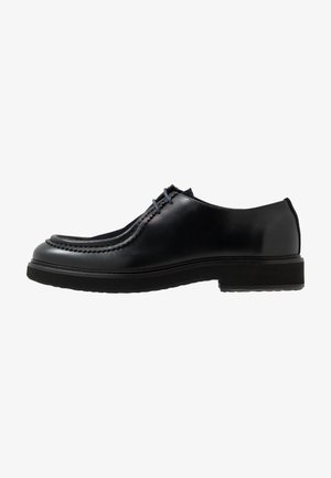 NEVILLE - Lace-ups - dark navy