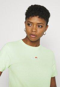 Ellesse - MIYANA - Basic T-shirt - light green - 3