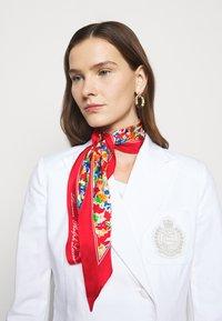 Lauren Ralph Lauren - DELINA  - Scarf - lipstick red - 0