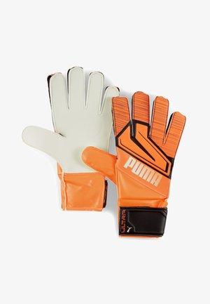 Keepershandschoenen  - shocking orange-white-black