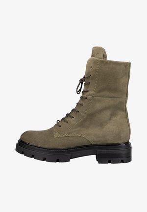 CITARONA2 - Lace-up ankle boots - oliv