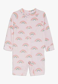 Cotton On - HARRIS ONE PIECE BABY - Plavky - barely pink rainbow dreams - 0