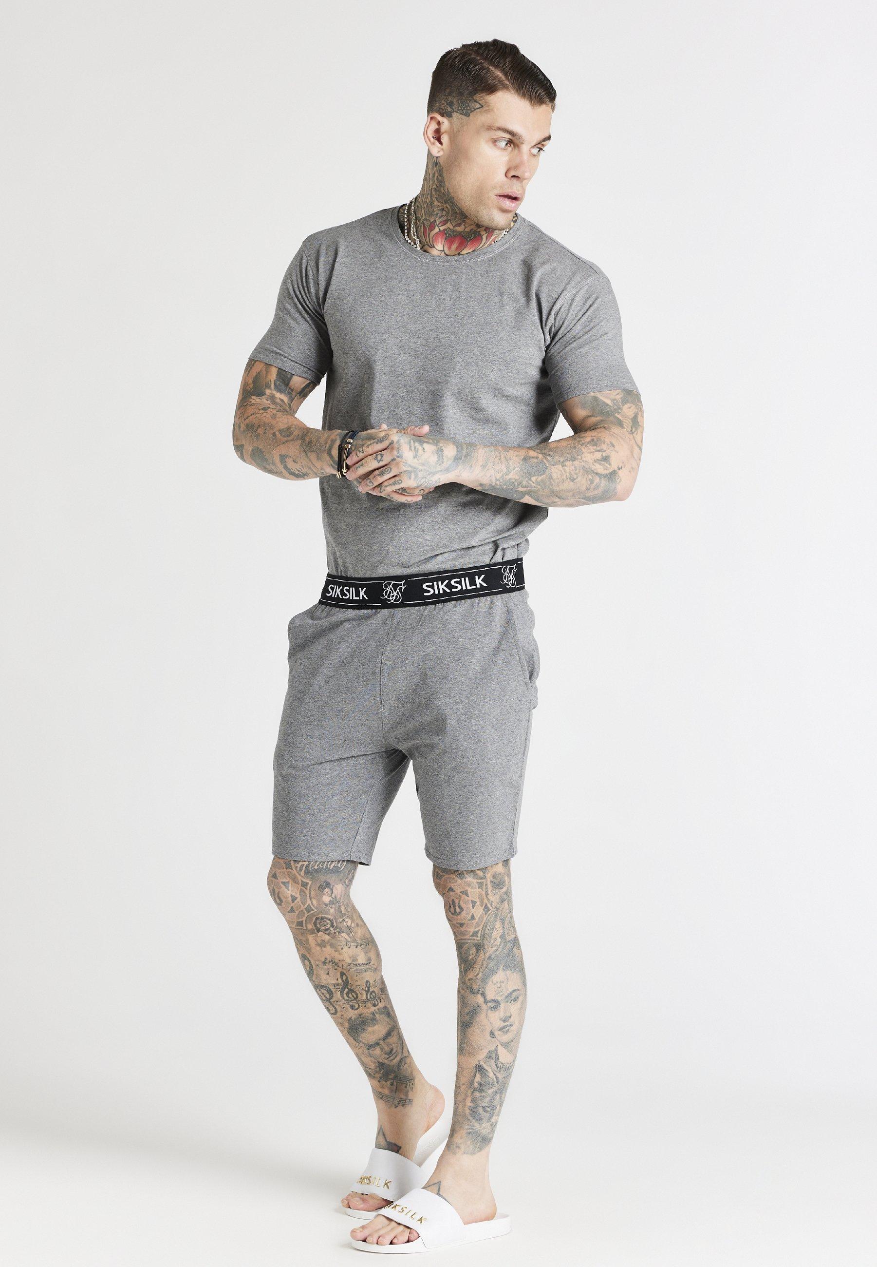 Herren LOUNGE TEE 2 PACK - Nachtwäsche Shirt