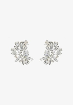 PCKENRY EARRINGS - Earrings - silver-coloured