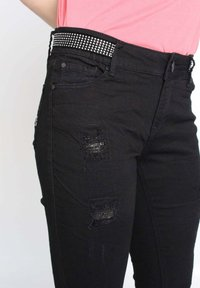 Buena Vista - Slim fit jeans - black - 4