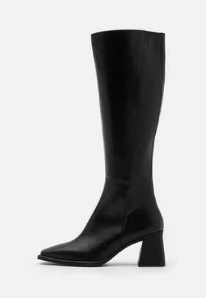HEDDA - Høje støvler/ Støvler - black