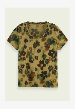 Print T-shirt - combo h