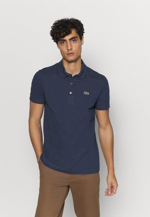 Polo shirt - lilium chine