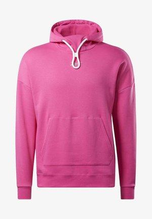 MYT FLEECE HOODIE - Hoodie - pink