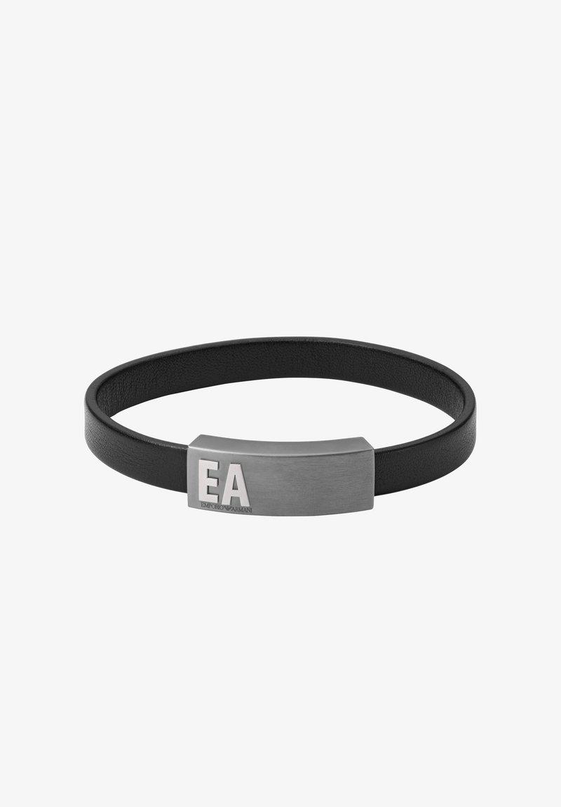 Emporio Armani - ESSENTIAL - Armband - gunmetal