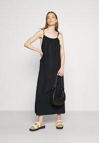 Monki - ELSA DRESS - Day dress - black - 1